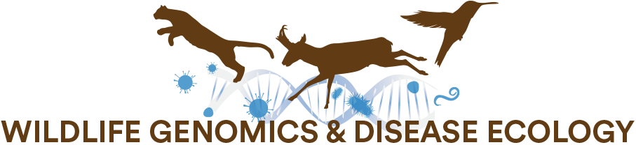 Wildlife Genomics & Disease Ecology