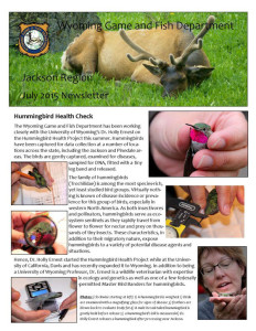 WGFD-JacksonNewsletter_HummingbirdHealthProgram_Aug2015