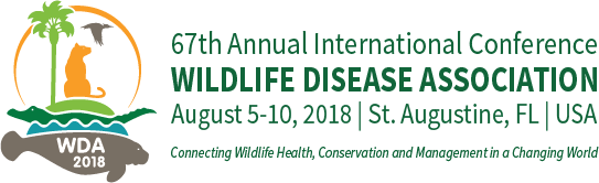 Wildlife Disease Association Conference logo