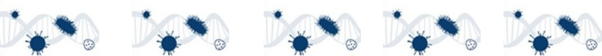 DNA and disease icons