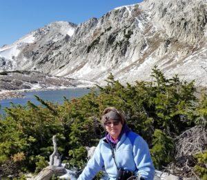 Holly Ernest, Snowy Range, Wyoming